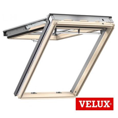 Finestra velux per tetto tipo gpl apertura a vasistas for Velux apertura