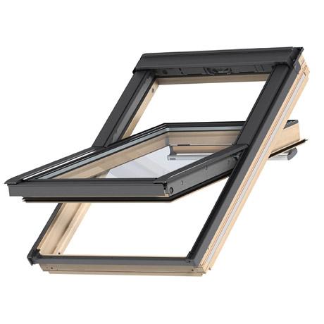 Finestra velux per tetto gll modello 1061 triplo vetro for Dimensioni finestre velux nuova costruzione
